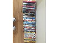 DVD lot various x 41 ideal car boot item