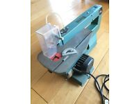 Ferm fret/scroll saw. Good condition, project now finished
