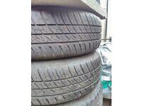 Scudo dispatch expert tyres