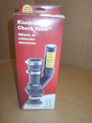 Water Source Wskcv Klunkless Sump Pump Check Valve