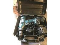 Black & Decker 12v drill/driver