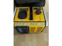 suzuki SE 500 A generator