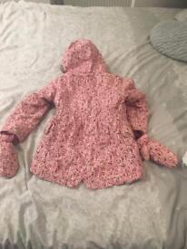 M&s winter jacket 4-5
