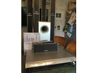 DVD home theatre sound system