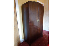 Solid Wood A Gardner & Son Ltd wardrobe for sale