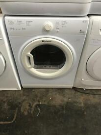 Vented dryers