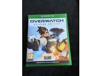 Overwatch origins edition Xbox one very good condition