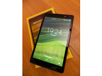 EE Harrier Android Full HD Tablet 8 Inch Boxed 4G Enabled With Data Sim Cards