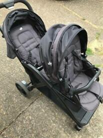 Joie Duo Tandem Pushchair - Like New - £100