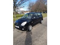 KIA PICANTO domino 5Dr 1.0 37000 milage!! Long M.o.t stunning condition