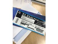 2 Ed Sheeran Standing Tickets 1st June Hampden Park