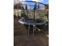 FREE! 10ft trampoline