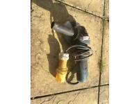 BOSCH GWS 7115 110v ANGLE GRINDER