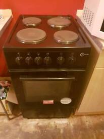 black cooker open to offers good working order
