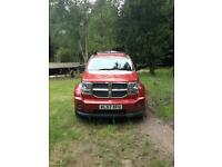 Dodge Nitro sxt 4x4 CRD £4500 ONO