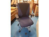 Height Adjustable Office Chair