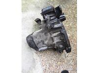 2006 PEUGEOT 207 1360cc Petrol 5 Speed Manual Gearbox 20CQ25 KFUC