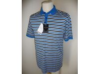 Callaway Opti-Dri golf shirt, size S, Magnetic blue. NEW WITH TAGS !
