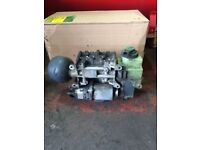 Wabco power pack off DAF LF45 automatic zf as-tronic gearbox