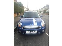 MINI COOPER 1 OWNER FROM NEW, PRIVATE REG, 2 KEYS, FULL SERVICE HISTORY, LOW MILEAGE, NOT BMW, VW