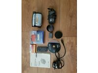 Sony Handycam DCR-HC35 with loads of extras. £120 ONO