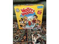 Woofy Wooops Mobile App Game Brand New
