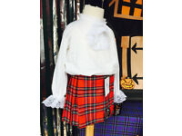 Authentic Kilt Blouse