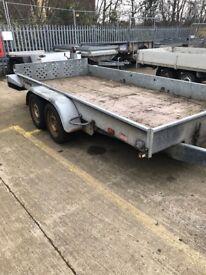 Car transporter trailer 13 x 6 with tilt body