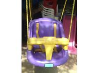 Elc baby / toddler swing