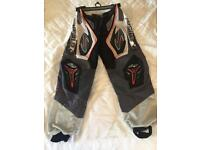Men's Sinisalo Motorcross Trousers Size 36