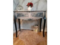 Console table (upcycled)