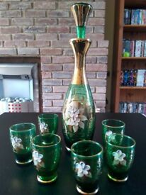 Several items of collectable glassware... Whitefriars, Murano, Merlin, Mayfair etc. Will Split