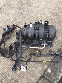 Corsa 1.0 07 Reg air intake manifold