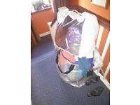 2 large bags ladies clothing