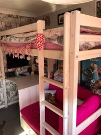 Excellent High Sleeper Bed ***Like New***