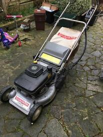 Lawnflite petrol lawnmower