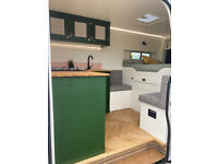 VW Crafter MWB High Roof Newly Converted Stylish Campervan