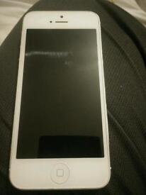 iPhone 5 White Vodafone