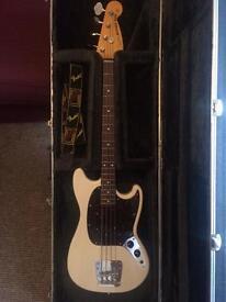 Fender Mustang Bass Jap Japanese Reissue