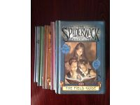 The Spiderwick Chronicles - All 5 main books