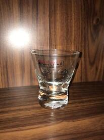 Brand New - 12 Maxwell & Williams Circles Footed Tumbler / Glass