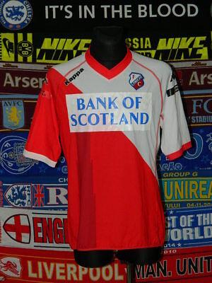 5/5 FC Utrecht adults XXL 2011 MINT football shirt jersey trikot soccer image