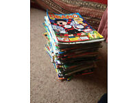 175 Beano Comics, between 2011 and 2015