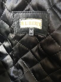 Liberty leather jacket
