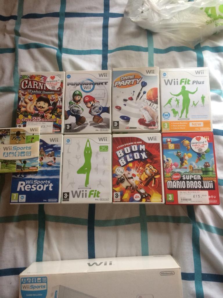 Nintendo wii bundle £80