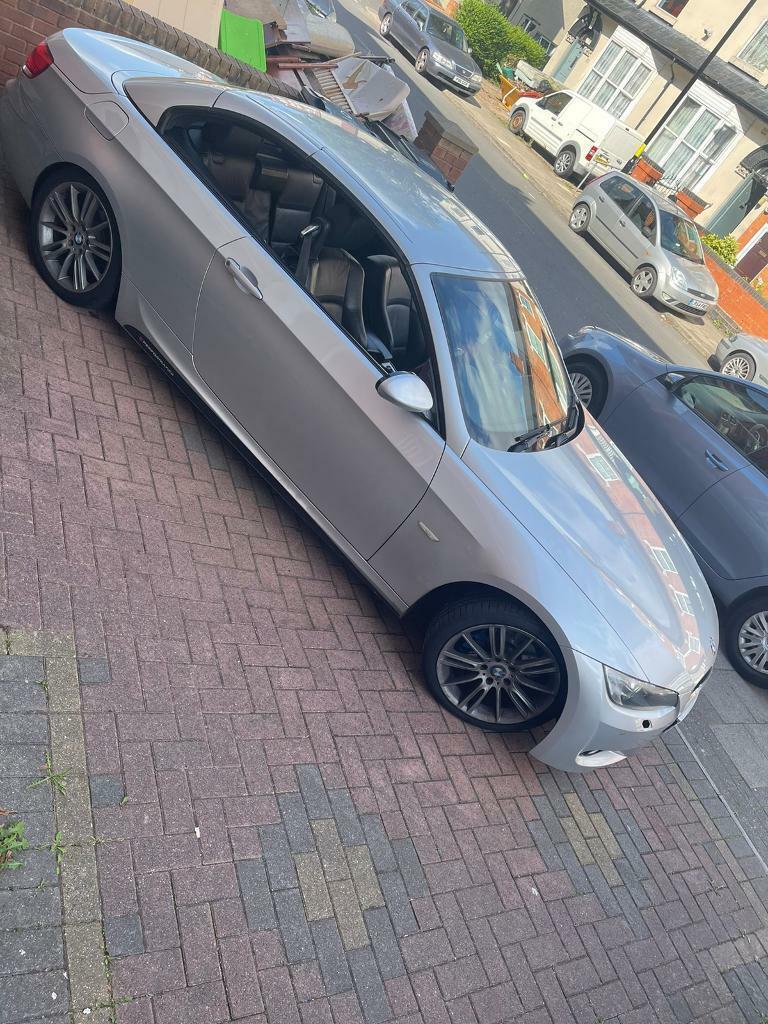 BMW convertible E93