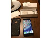 Iphone 6 Plus 64GB Factory Unlocked Silver