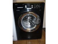 Beko XL9 Excellence Washing Machine - Black - 9 KG Load