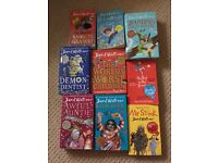 David Walliams books excellent used condition hard & soft back