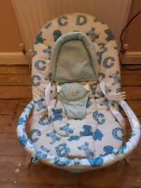 Baby bouncer used but excellent condition